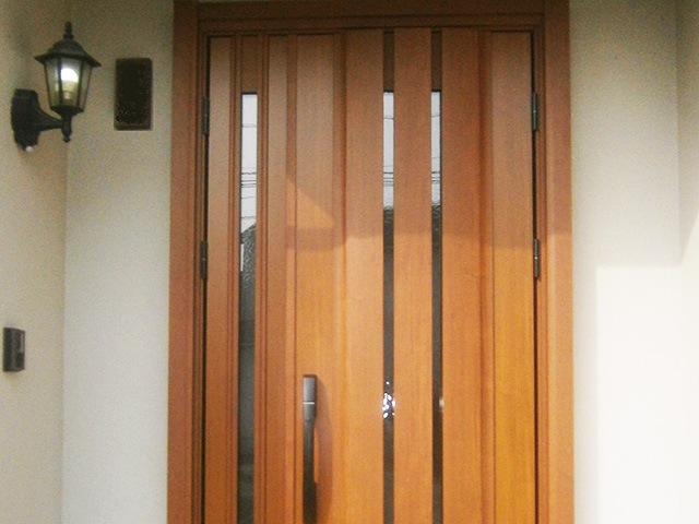 case.1 玄関リフォーム